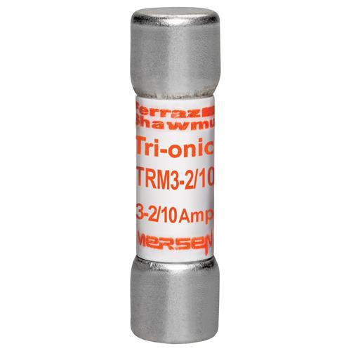 Fuse Tri-Onic® 250V 3.2A Time-Delay Midget TRM Series