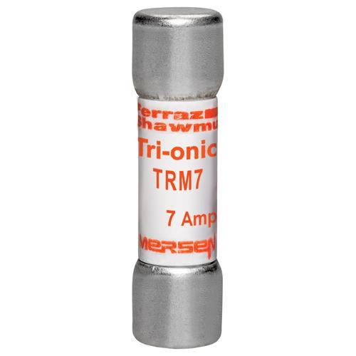 Fuse Tri-Onic® 250V 7A Time-Delay Midget TRM Series