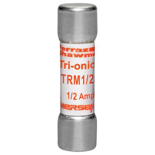Fuse Tri-Onic® 250V 0.5A Time-Delay Midget TRM Series