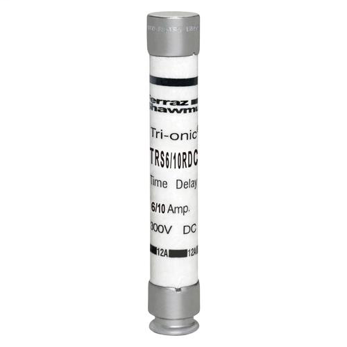 Fuse Tri-Onic® 300V 0.6A Time-Delay Class RK5 TRS-RDC Series