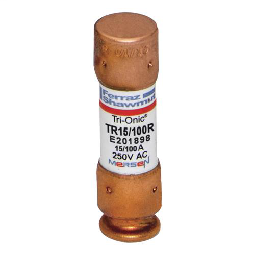 Fuse Tri-Onic® 250V 0.15A Time-Delay Class RK5 TR Series