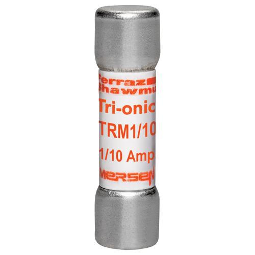 Fuse Tri-Onic® 250V 0.1A Time-Delay Midget TRM Series