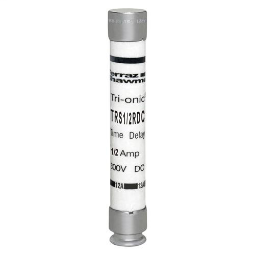Fuse Tri-Onic® 300V 0.5A Time-Delay Class RK5 TRS-RDC Series