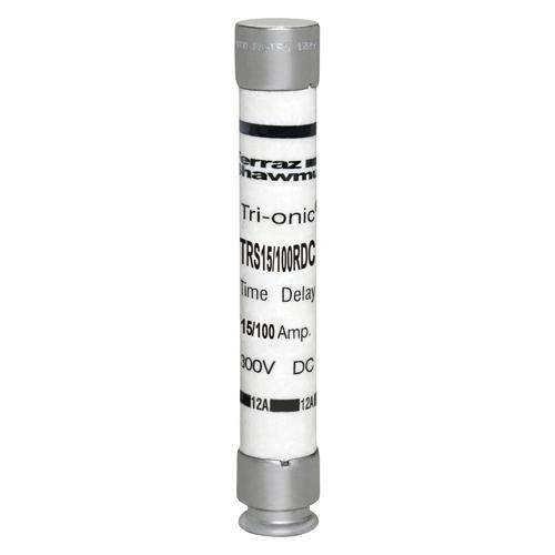 Fuse Tri-Onic® 300V 0.15A Time-Delay Class RK5 TRS-RDC Series