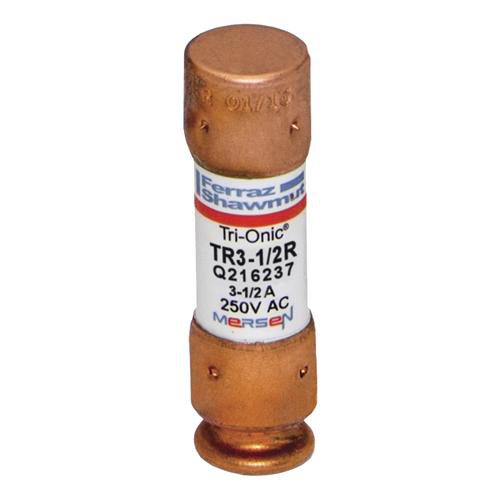 Fuse Tri-Onic® 250V 3.5A Time-Delay Class RK5 TR Series