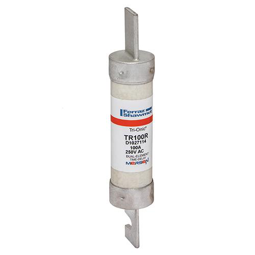 Fuse Tri-Onic® 250V 100A Time-Delay Class RK5 TR Series