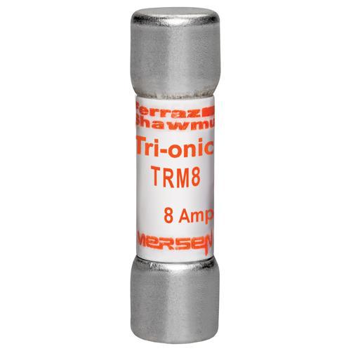 Fuse Tri-Onic® 250V 8A Time-Delay Midget TRM Series