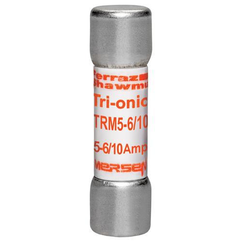 Fuse Tri-Onic® 250V 5.6A Time-Delay Midget TRM Series