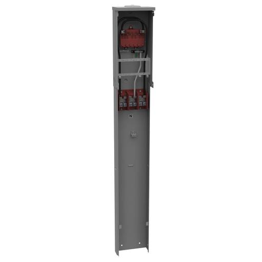 MIB U5200-XL UNMTR PED PWR OUTL