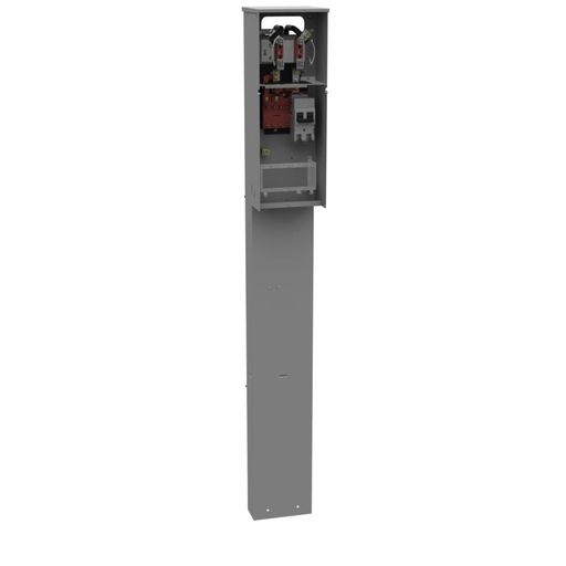 MIB U5136-O-200P 200A 4CIR SGL PED