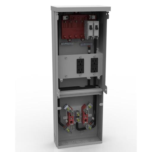 MIB U4909-O-11GR POWER OUTLET