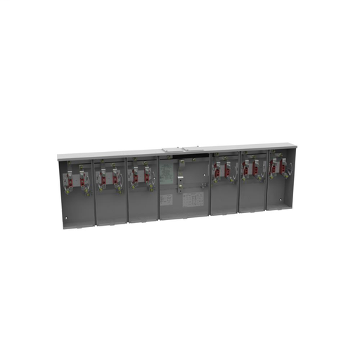 MIB U1256-X 200A 4T RL 6P CTR WY