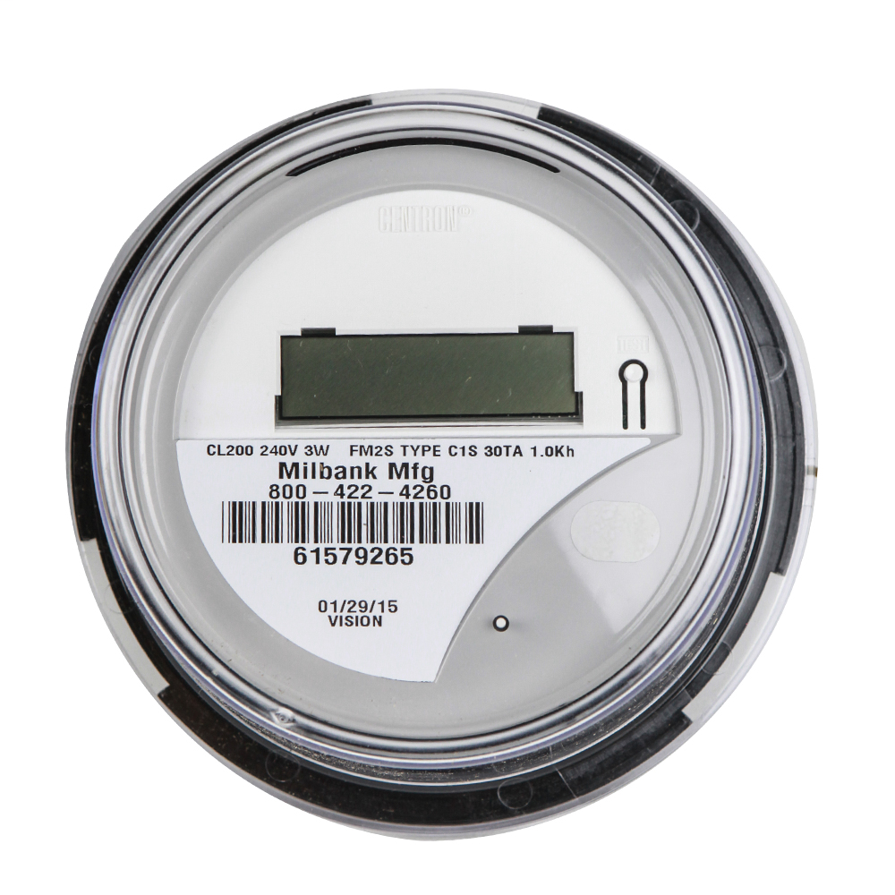 Milbank 67253 Self-Contained Sub Meter