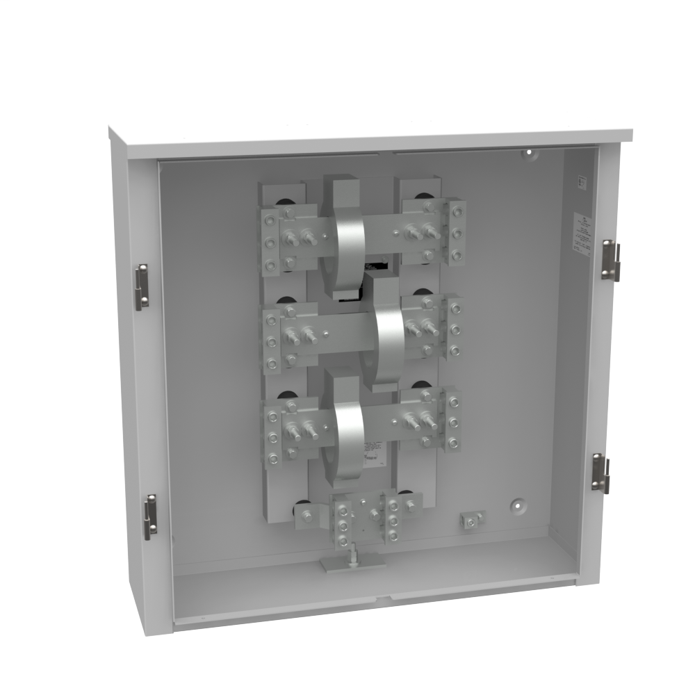 MILBANK 10 X 36 X 36 Transformer Enclosure