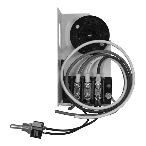 Photo Control Kit 1-HOA Switch 2 Position