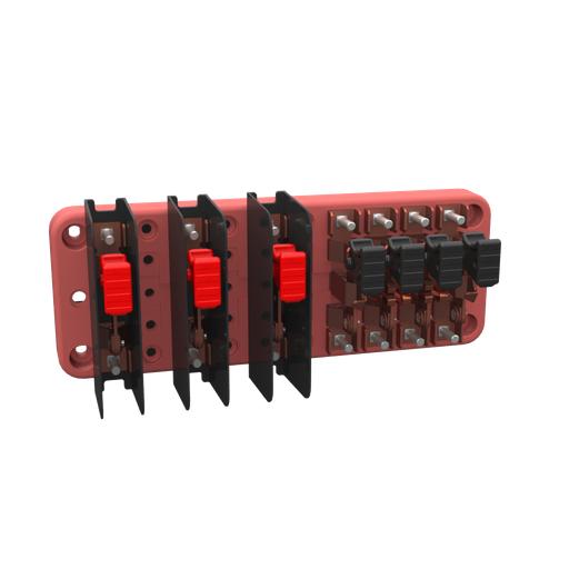 7 Pole Test Switch Configuration 0049