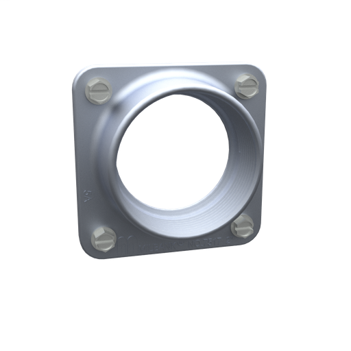 Mayer-2 Inch Hub And Mounting Screws-1