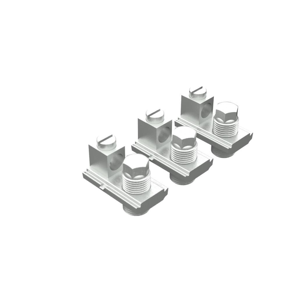 Milbank K4977-EXT 100 Amp Commercial Pedestal Hex Tap Connector