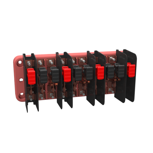 Mayer-10 Pole Test Switch Configuration 0110-1