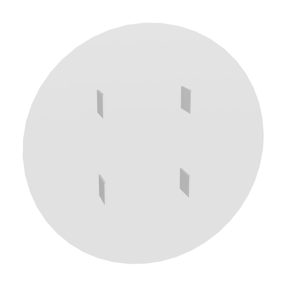 MILB 6002-OLD METER CLOSING PLATE 2