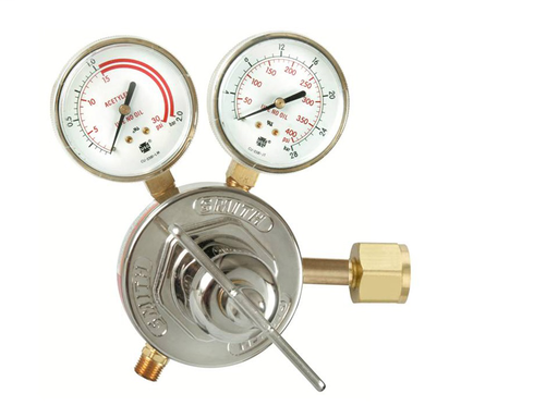 HD Acetylene regulator, 0-15 PSIG