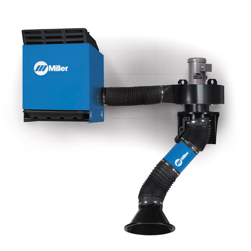 FILTAIR® SWX-S (Self Cleaning Filter) Single-Arm Package, 3-4.5 ft. Telescoping Arm