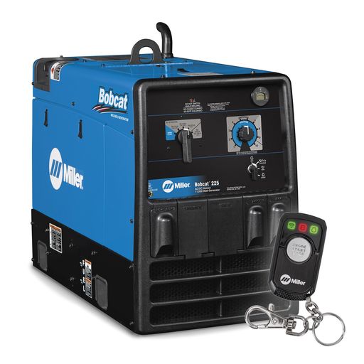 Bobcat™ 225 with Remote Start/Stop, GFCI