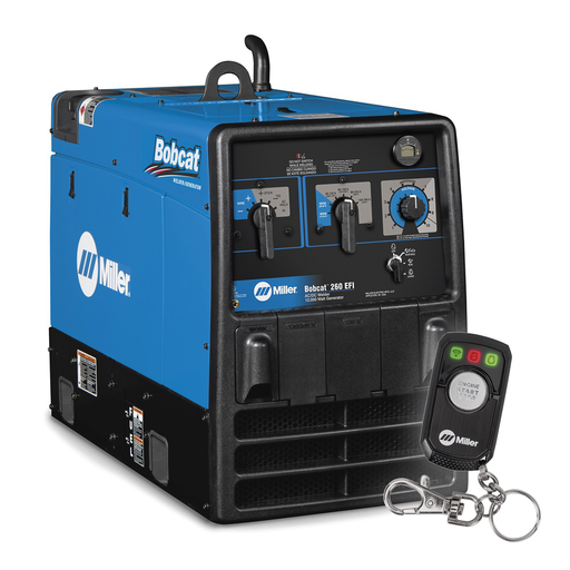 Bobcat™ 260 EFI with Remote Start/Stop