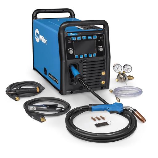 Multimatic® 255 Multiprocess Welder - 208-575V