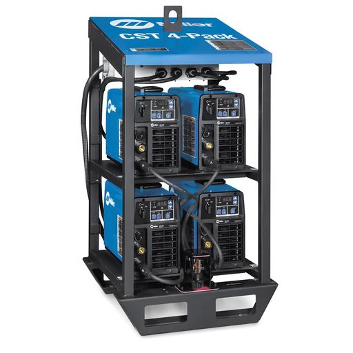 CST™ 282 4-Pack Rack 208-575 V, Tweco®