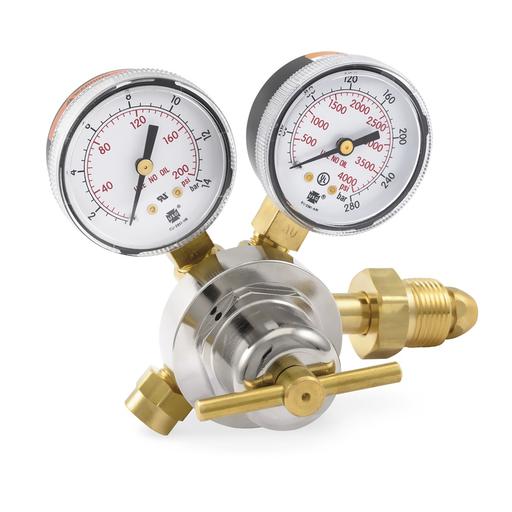 MD Argon/nitrogen regulator, 0-150 PSIG