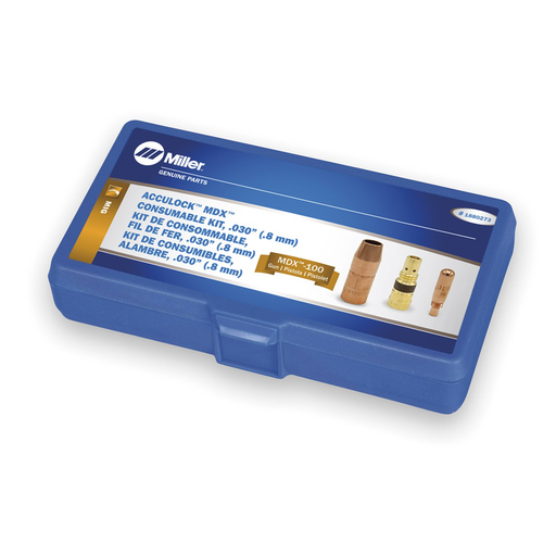 """AccuLock™ MDX™ Consumables Kit, .030"""" (0.8mm) wire"""