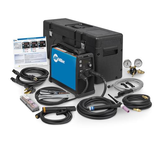 Maxstar® 161 STL 120-240 V, X-Case, Fingertip Contractor Package