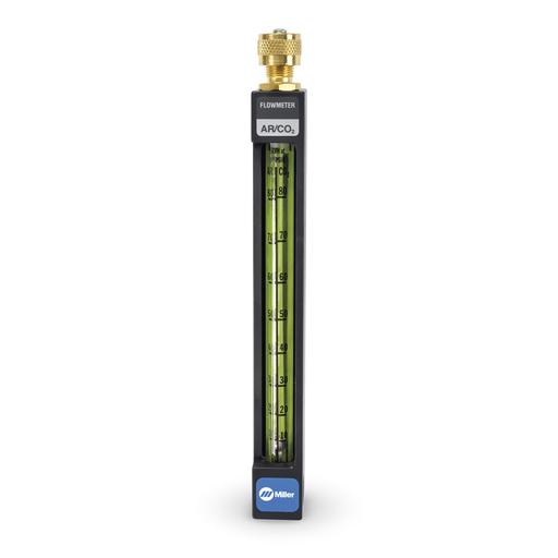 HD Argon/CO2 flowmeter, 80 PSIG
