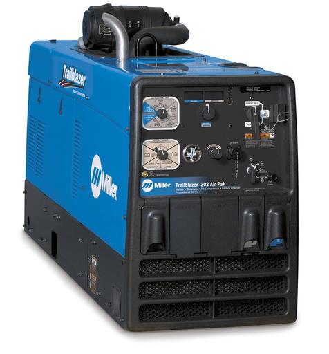 Trailblazer® 302 Air Pak™ w/GFCI, Electric Fuel Pump
