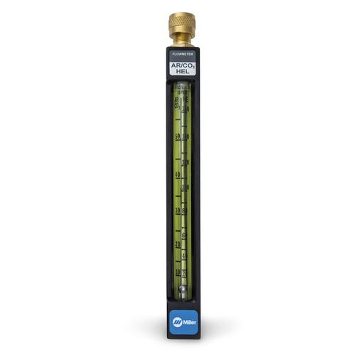 HD Argon/CO2/Helium flowmeter, 30 PSIG