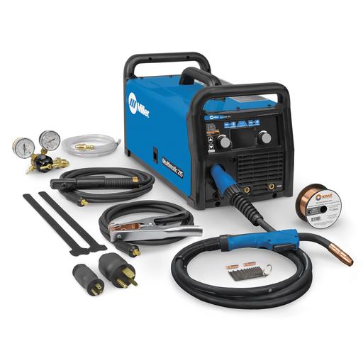 Multimatic® 215 Multiprocess Welder