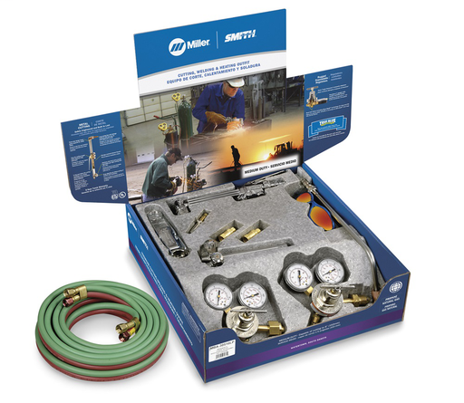 Medium-Duty Propane Combination Torch Outfit