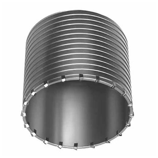 SDS-MAX and SPLINE Thick Wall Carbide Tipped Core Bit 1-1/2""