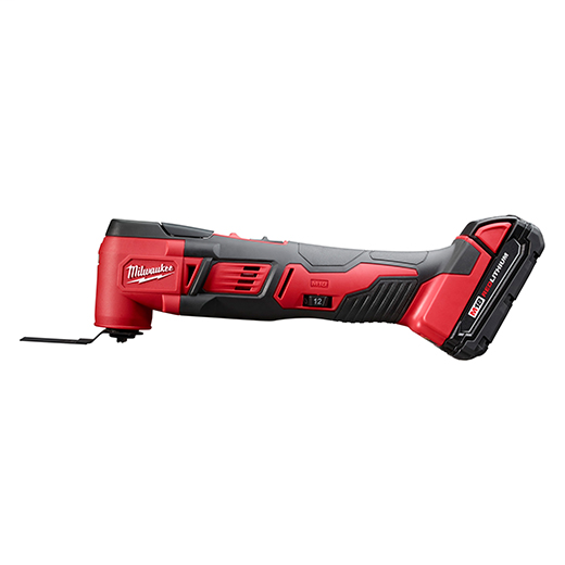 Milwaukee 2626-22CT M18™ Cordless LITHIUM-ION Multi-Tool Kit w/Battery & Charger