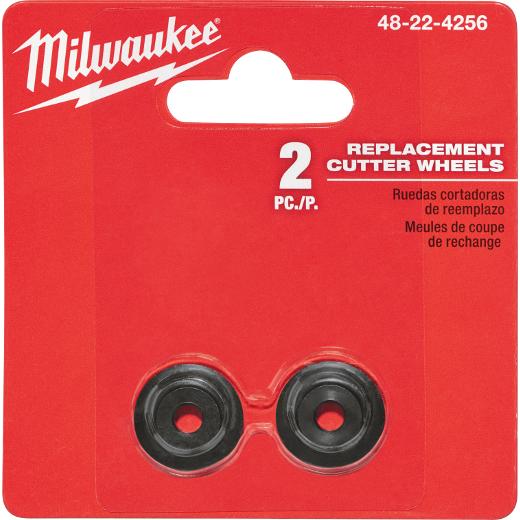 Milwaukee® 48-22-4256 2-Piece Replacement Cutter Wheel, High Carbon Steel