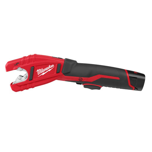 MILWAUKEE M12™ Cordless Lithium-Ion Copper Tubing Cutter Kit