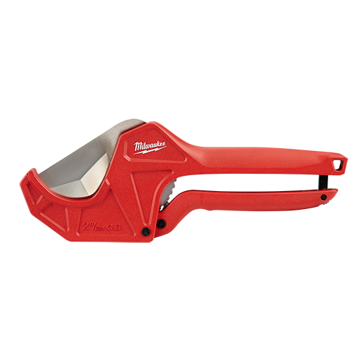 Milwaukee® 48-22-4215 Ratcheting Pipe Cutter, 0 to 2-3/8 in Nominal, Ergonomic Handle