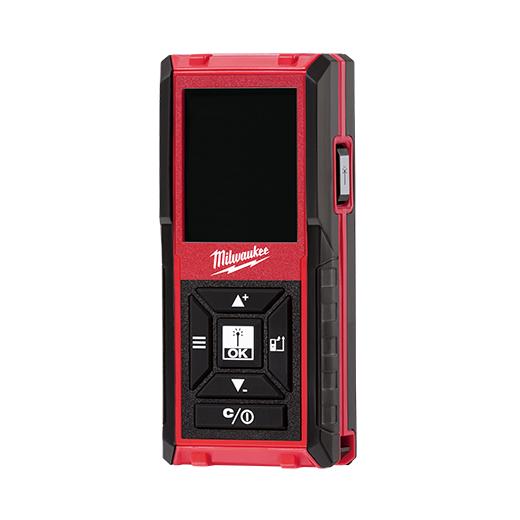 Milwaukee® 48-22-9802 Laser Distance Meter, +/-1/16 in Accuracy, Digital Display