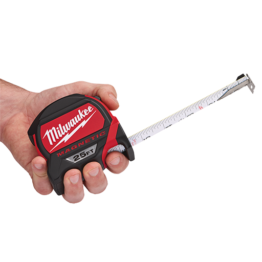 Magnetic Tape Measures, 25ft
