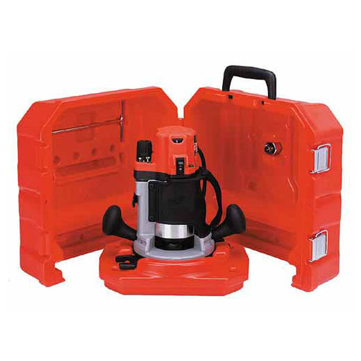 MIL 5616-21 2-1/4HP ROUTER W/CASE