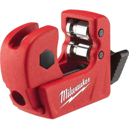 Milwaukee® 48-22-4250 Mini Tubing Cutter, 1/2 in Nominal, 0.8 in W Jaw