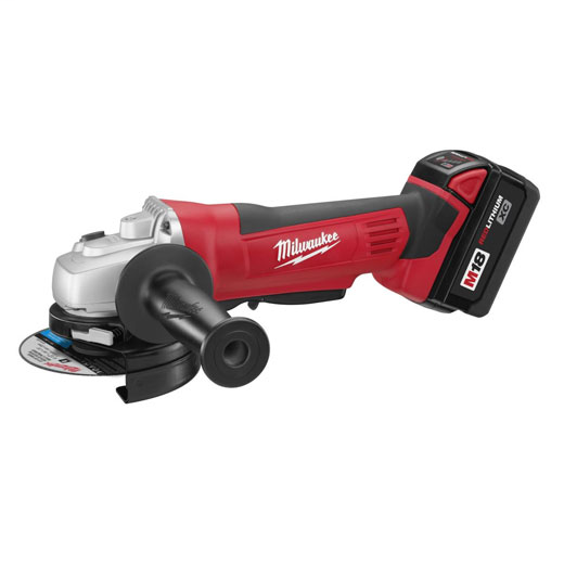 "MILWAUKEE M18™ Cordless LITHIUM-ION 4-1/2"" Cut-off / Grinder Kit"