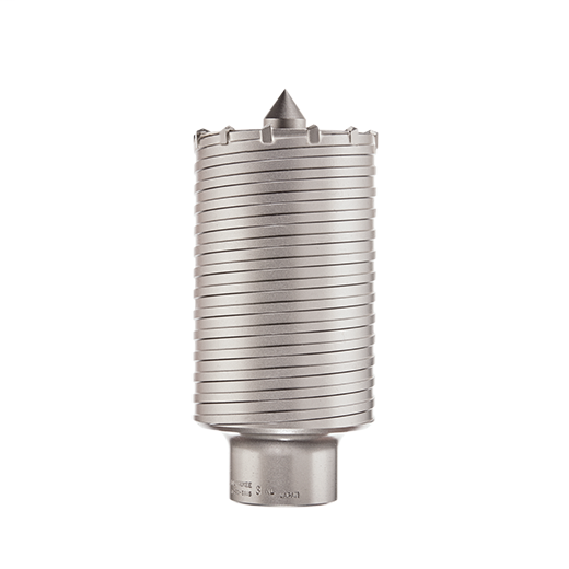 """SDS MAX and Spline Two-Piece Core Bits, 2"""", Thick Wall for SDS-MAX or Spline"""