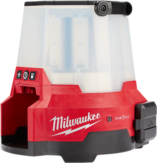 Milwaukee 2147-20 M18™ RADIUS™ CPT Site Light with One-Key (Twist lock)